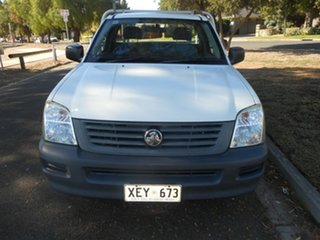 2005 Holden Rodeo RA MY05 DX 4x2 5 Speed Manual Cab Chassis