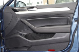 2018 Volkswagen Passat 3C (B8) MY18 132TSI DSG Comfortline Harvard Blue 7 Speed