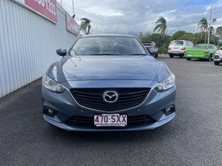 2012 Mazda 6 GJ1031 Touring SKYACTIV-Drive 6 Speed Sports Automatic Sedan