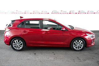 2018 Hyundai i30 PD Active Red 6 Speed Auto Sequential Hatchback