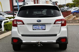 2016 Subaru Outback B6A MY16 2.5i CVT AWD Premium Crystal White 6 Speed Constant Variable Wagon