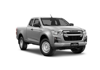 2021 Isuzu D-MAX RG MY21 SX Space Cab 4x2 High Ride 568 6 Speed Sports Automatic Utility