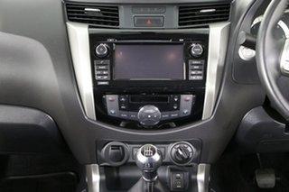 2018 Nissan Navara D23 Series II ST-X (4x4) White 6 Speed Manual Dual Cab Utility