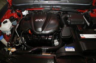 2010 Hyundai i45 YF MY11 Active Remington Red 6 Speed Sports Automatic Sedan