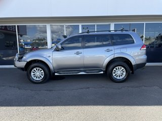 2014 Mitsubishi Challenger PC (KH) MY14 LS Grey 5 Speed Sports Automatic Wagon