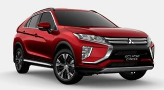 2021 Mitsubishi Eclipse Cross YB MY21 LS 2WD Red 8 Speed Constant Variable Wagon