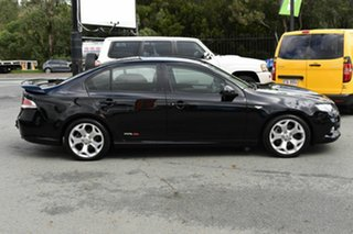 2009 Ford Falcon FG XR8 Black 6 Speed Auto Seq Sportshift Sedan