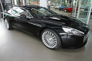 2014 Aston Martin Rapide MY15 S Coupe SA Black 8 Speed Sports Automatic Hatchback