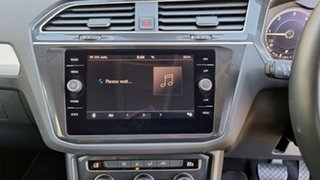 2017 Volkswagen Tiguan 5N MY18 110TDI DSG 4MOTION Comfortline Indium Grey 7 Speed