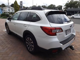 2016 Subaru Outback B6A MY17 2.5i CVT AWD Premium White 6 Speed Constant Variable Wagon