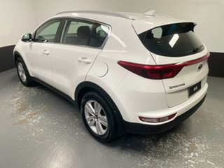 2017 Kia Sportage QL MY17 Si 2WD White 6 Speed Sports Automatic Wagon