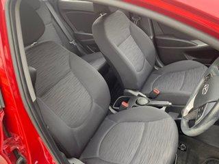 2018 Hyundai Accent RB6 MY18 Sport Red 6 Speed Sports Automatic Sedan