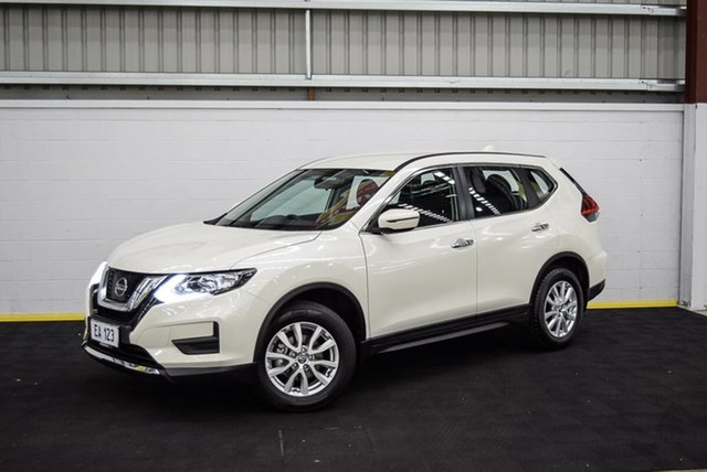 Used Nissan X-Trail T32 Series 2 ST (2WD) Canning Vale, 2019 Nissan X-Trail T32 Series 2 ST (2WD) White Continuous Variable Wagon