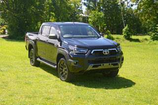 Toyota Hilux MLM Adventure Pack  Manual.