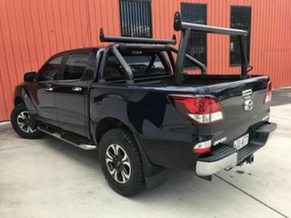 2016 Mazda BT-50 UR0YF1 XTR Blue 6 Speed Sports Automatic Utility.
