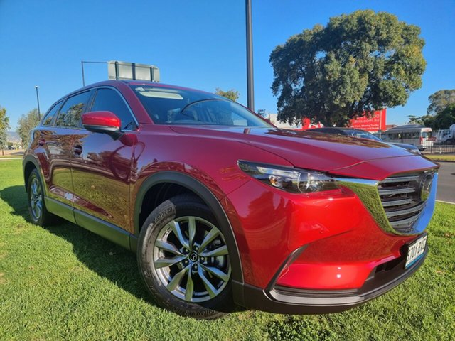 Used Mazda CX-9 TC Sport SKYACTIV-Drive Hindmarsh, 2018 Mazda CX-9 TC Sport SKYACTIV-Drive Soul Red Crystal 6 Speed Sports Automatic Wagon