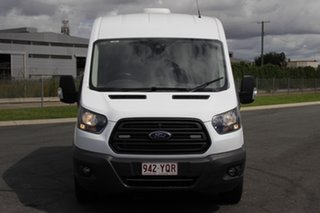 2018 Ford Transit VO MY17.25 350L (LWB) FWD High Roof White 6 Speed Automatic Van