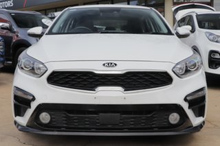 2019 Kia Cerato BD MY20 S White 6 Speed Sports Automatic Hatchback.