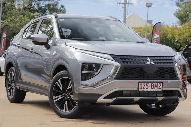 Demo Mitsubishi Eclipse Cross YB MY21 LS AWD Toowoomba, 2020 Mitsubishi Eclipse Cross YB MY21 LS AWD Titanium 8 Speed Constant Variable Wagon