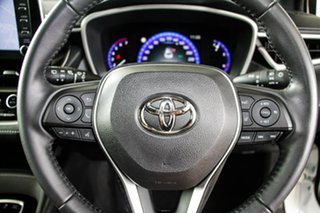 2019 Toyota Corolla ZWE211R ZR E-CVT Hybrid Glacier White 10 Speed Constant Variable Hatchback