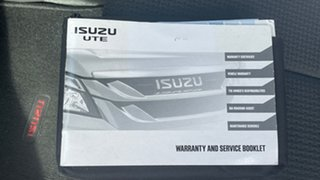2014 Isuzu D-MAX MY14 LS-M Crew Cab Silver 5 Speed Manual Utility.