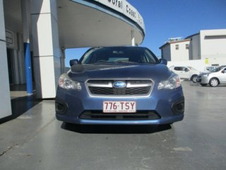 2014 Subaru Impreza MY14 2.0I (AWD) Blue 6 Speed Manual Hatchback