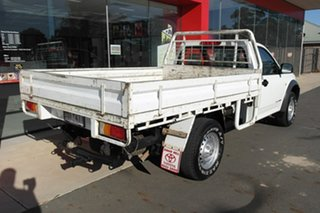 2004 Holden Rodeo RA DX White 5 Speed Manual Cab Chassis
