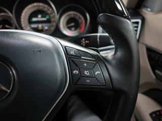 2013 Mercedes-Benz E-Class A207 MY13 E250 7G-Tronic + Diamond White Bright 7 Speed Sports Automatic