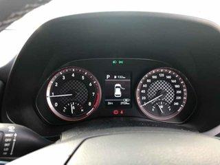 2020 Hyundai Veloster JS MY20 Coupe Dark Knight 6 Speed Automatic Hatchback