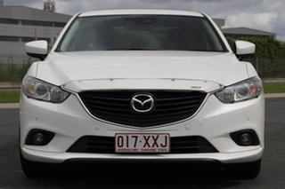 2017 Mazda 6 6C MY17 (gl) Sport White 6 Speed Automatic Sedan