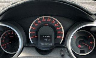 2012 Honda Jazz GE MY12 Vibe-S 5 Speed Automatic Hatchback