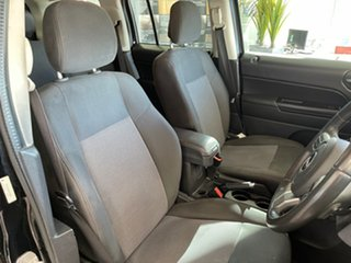 2013 Jeep Patriot MK MY14 Sport 4x2 Black/Grey 6 Speed Sports Automatic Wagon