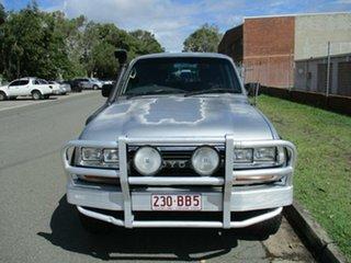 1994 Toyota Landcruiser FZJ80R GXL Silver 4 Speed Automatic Wagon.
