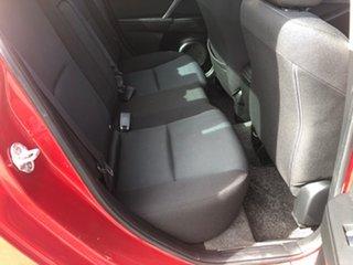 2010 Mazda 3 BL10F1 Maxx Activematic Sport Red 5 Speed Sports Automatic Sedan
