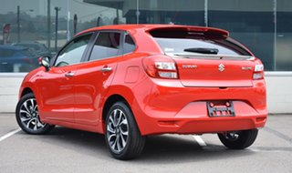 2021 Suzuki Baleno EW Series II GLX Red 4 Speed Automatic Hatchback