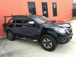 2016 Mazda BT-50 UR0YF1 XTR Blue 6 Speed Sports Automatic Utility