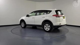 2018 Toyota RAV4 ZSA42R MY18 GX (2WD) White Continuous Variable Wagon