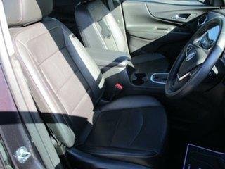2018 Holden Equinox EQ Turbo LTZ Blue Steel Auto Seq Sportshift Wagon