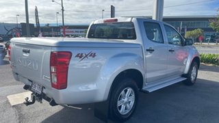 2014 Isuzu D-MAX MY14 LS-M Crew Cab Silver 5 Speed Manual Utility
