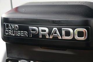 2017 Toyota Landcruiser Prado GDJ150R GXL Super White 6 Speed Sports Automatic SUV