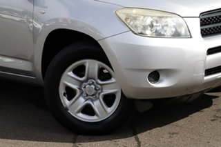 2008 Toyota RAV4 ACA33R MY08 CV Silver, Chrome 5 Speed Manual Wagon