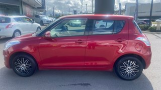 2014 Suzuki Swift FZ MY14 GL Navigator Red 4 Speed Automatic Hatchback
