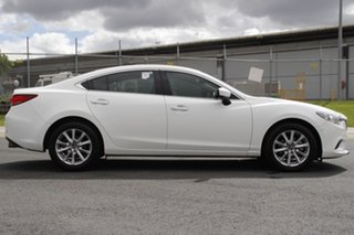 2017 Mazda 6 6C MY17 (gl) Sport White 6 Speed Automatic Sedan.