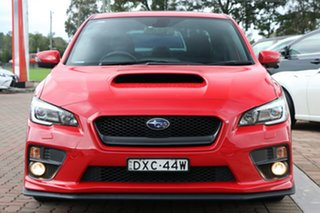 2015 Subaru WRX V1 MY16 Premium Lineartronic AWD Red 8 Speed Constant Variable Sedan