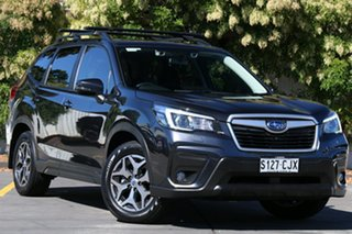2018 Subaru Forester S5 MY19 2.5i-L CVT AWD Grey 7 Speed Constant Variable Wagon.