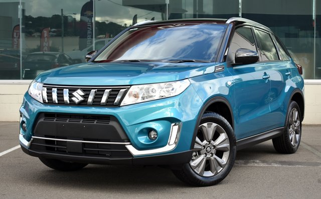 New Suzuki Vitara LY Series II 2WD Cardiff, 2020 Suzuki Vitara LY Series II 2WD Turquoise 6 Speed Sports Automatic Wagon