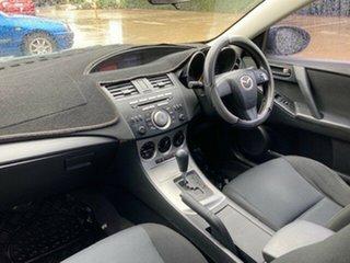2009 Mazda 3 BK10F2 MY08 Neo Sport Blue 4 Speed Sports Automatic Sedan