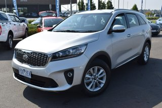 2020 Kia Sorento UM MY20 SI Silver 8 Speed Sports Automatic Wagon.