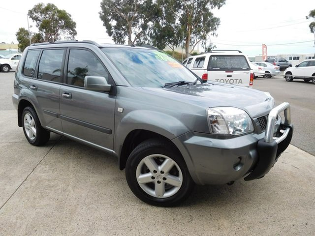 Used Nissan X-Trail T30 II MY06 ST-S 40th Anniversary Wangara, 2006 Nissan X-Trail T30 II MY06 ST-S 40th Anniversary Grey 4 Speed Automatic Wagon