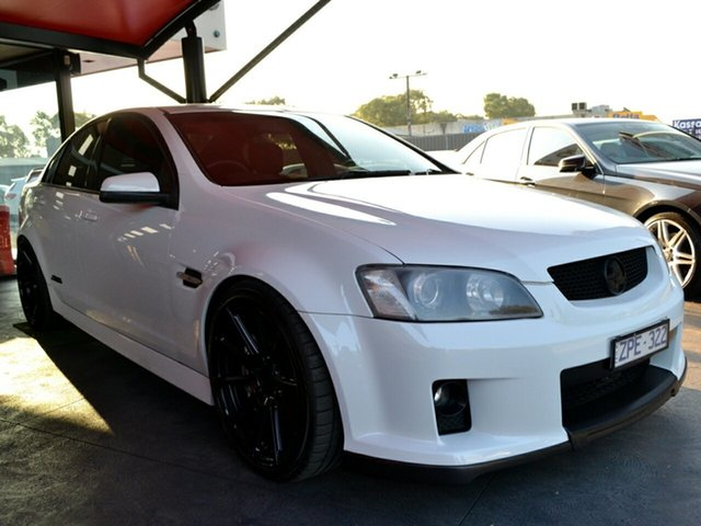 Used Holden Commodore VE MY10 SS Fawkner, 2009 Holden Commodore VE MY10 SS White 6 Speed Sports Automatic Sedan